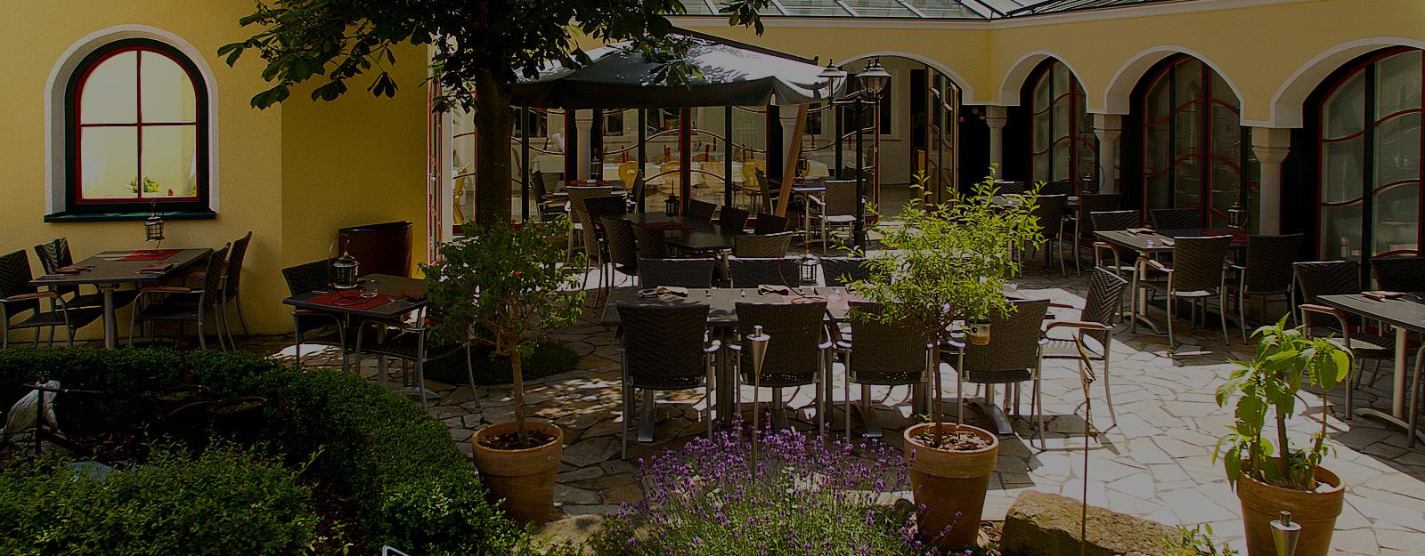 Restaurant & Terrasse   Landgasthof Scheubel